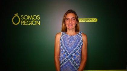 Pilar García Santos será la nueva presidenta de Somos Región al ser la única postulante