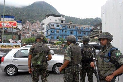 Una niña de ocho años muere en un tiroteo en una favela de Río de Janeiro