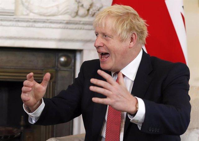 Las encuestas aumentan la ventaja de los conservadores británicos sobre los laboristas. Boris Johson