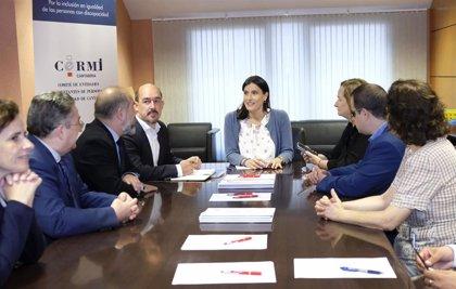 Santander y CERMI continuarán colaborando para mejorar la vida de personas con discapacidad