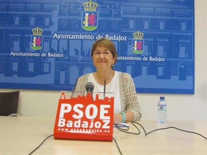 """El PSOE de Badajoz pide una campaña municipal de rechazo a la prostitución como """"expresión de violencia de género"""""""