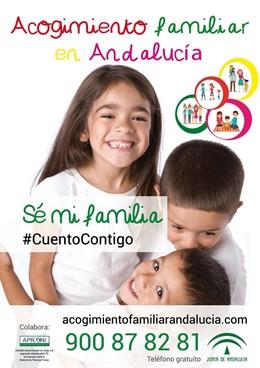 Campaña 'Sé mi familia. Cuento contigo'