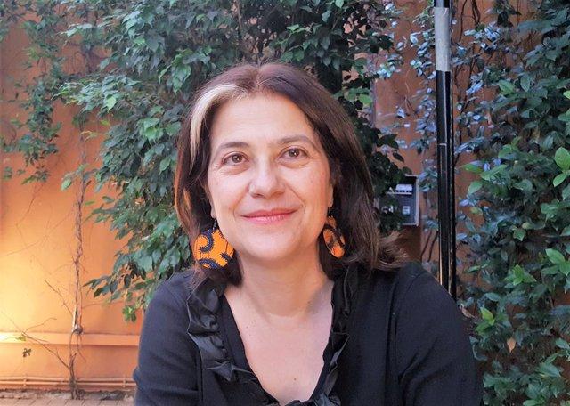L'escriptora Rosa Ribas