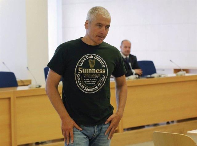 El exdirigente de ETA Javier García Gaztelu, Txapote, en la Audiencia Nacional