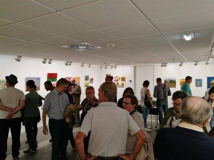 Fundación CAI inaugurará este lunes una exposición de pintura de Asapme Huesca