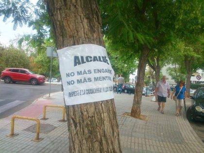Convocan una concentración en San Juan (Sevilla) en demanda de soluciones a la suciedad y la inseguridad