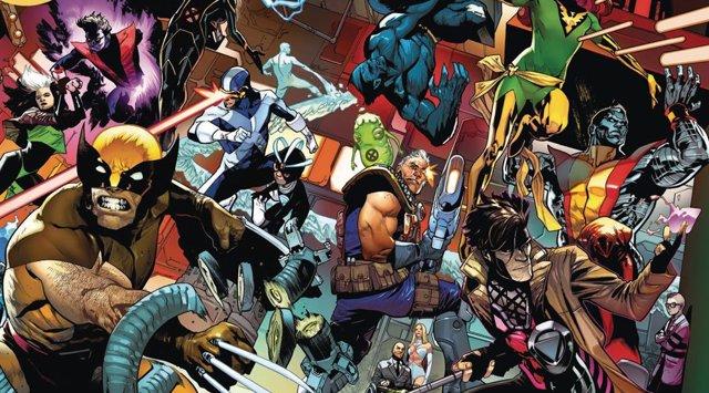 Mutantes en Marvel Cómics