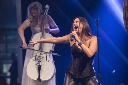 """La canaria Cristina Ramos espera """"ilusionada"""" la decisión que este mismo lunes podría llevarla a Eurovisión"""