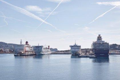 La APB licita el primer proyecto de conexión eléctrica directa a tierra para ferris en el puerto de Palma