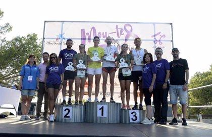Más de 300 corredores dan apoyo a la Afapam en el Día Mundial del Alzheimer en el Castell de Bellver