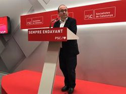 Iceta (PSC) subratlla que Miquel Valls va treballar