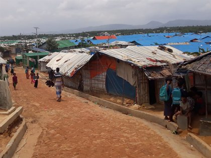 Bangladesh.- Una pareja de rohingyas muertos en un tiroteo con la Policía cerca de un campo de refugiados en Bangladesh