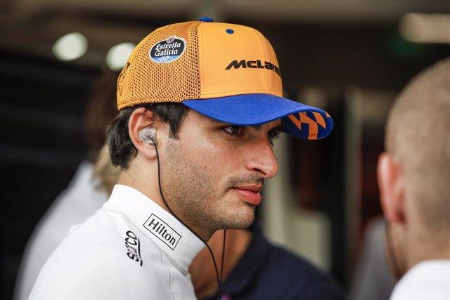 "Fórmula 1/GP Singapur.- Carlos Sainz: ""La carrera era para acabar séptimos fácil"