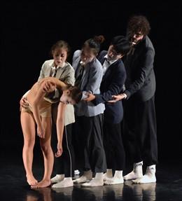 Escena del espectáculo de danza 'The Marceline'