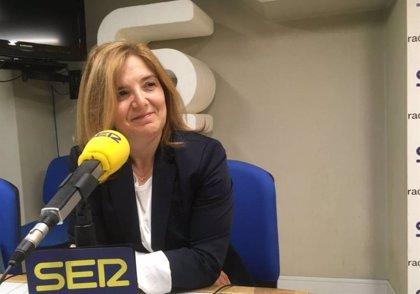 """Pilar Cancela (PSOE) recuerda el bipartito de la Xunta y asegura que """"no es bueno"""" que haya un Gobierno """"bicéfalo"""""""