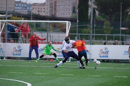 España accede a la final del Europeo de fútbol para ciegos y logra un billete a los Juegos Paralímpicos de Tokio
