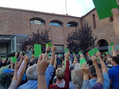 España.-Av.- Más Madrid aprueba presentarse a las elecciones del 10N