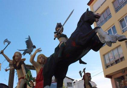 La carroza 'Valkirias' gana el Concurso de San Mateo 2019