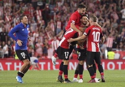 El Athletic se sitúa en lo alto y la Real Sociedad brilla en Cornellà