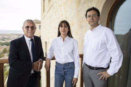 Carlota Casiraghi, prohibe entrar a la prensa en su conferencia en Segovia