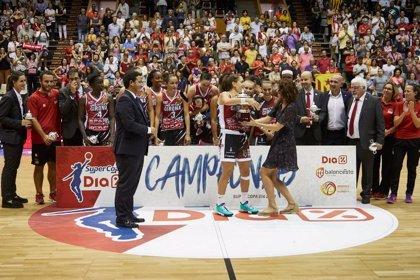 El Spar CityLift Girona añade una segunda Supercopa a sus vitrinas