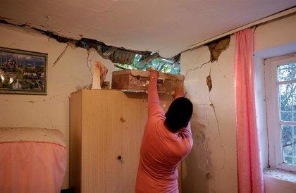 Un centenar de heridos y 500 casas dañadas por un terremoto en Albania