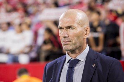 """Zidane: """"Nos habían cuestionado mucho, pero lo más importante es que hicimos 90 minutos de gran nivel"""""""