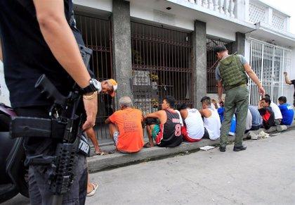 La mayoría de los filipinos están a favor de la guerra contra las drogas del Gobierno, según una encuesta