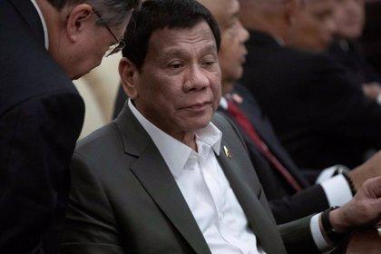 Filipinas veta las ayudas de España y otros 17 países por sus críticas a la lucha antidrogas de Duterte