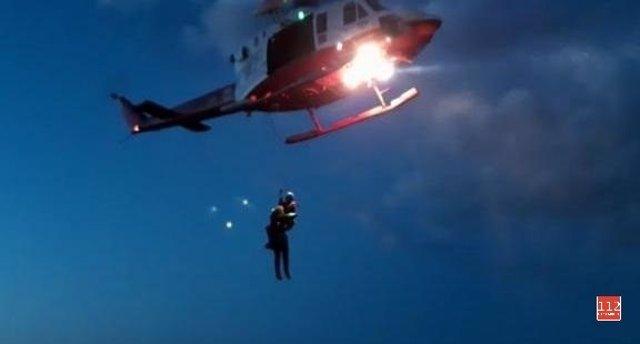 AMP.- Herido grave un hombre de 79 años tras caer sobre las rocas en la playa de