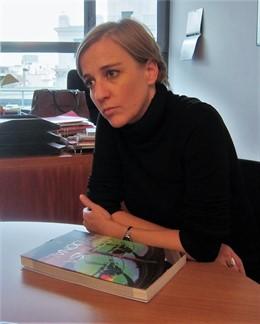 Imagen de archivo de la diputada de Más Madrid, Tania Sánchez.