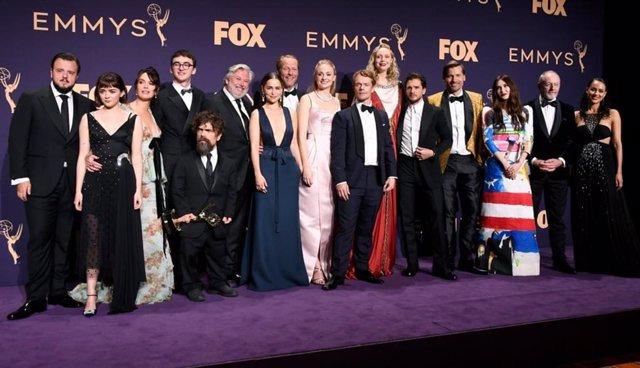 Juego de Tronos se despide con dos premios en los Emmy 2019
