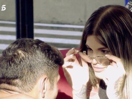 'GH VIP 7': Nuria Martínez declara su amor por Gianmarco