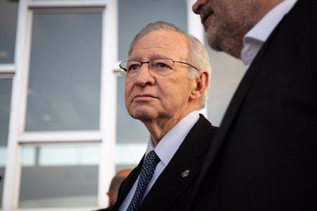 Miquel Valls, expresident de la Càmera