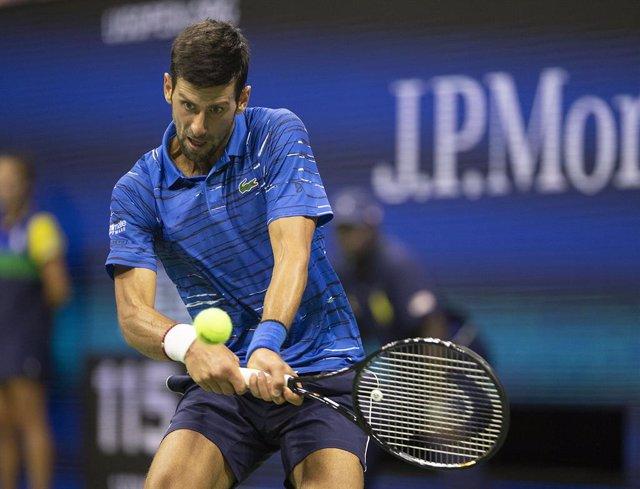 Tenis.- Djokovic sigue al frente del ranking ATP tras una semana sin cambios