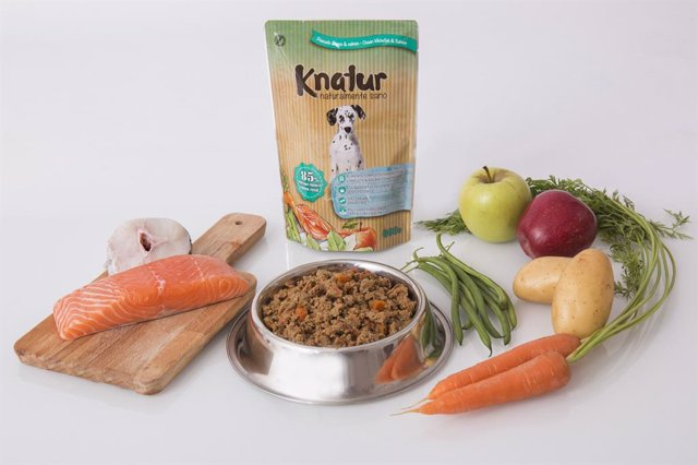 Ingredientes de Knatur Pescado
