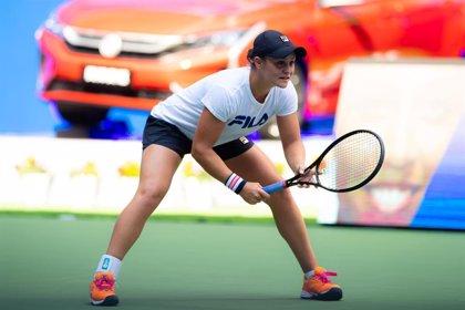 Barty conserva el liderato de la WTA y Osaka se acerca más al podio