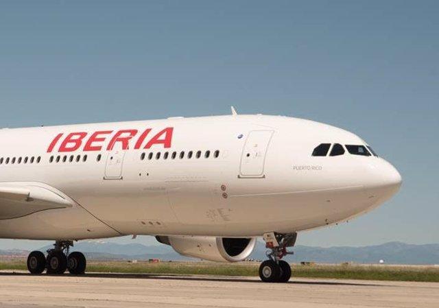 Avió d'Iberia