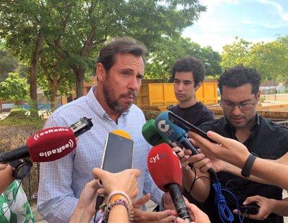 """Puente asegura que el PSOE no teme la candidatura de Más Madrid: """"Son otros los que deberían preocuparse"""""""