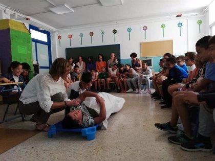 Sevilla.- Colombia se interesa por la implementación de 'Sevilla Contigo. Ciudad Compasiva' de la Fundación New Health