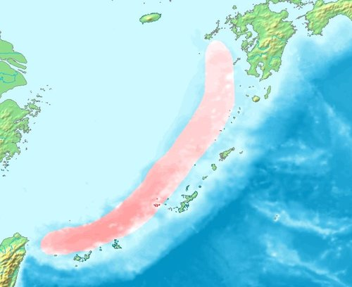 Okinawa Trough