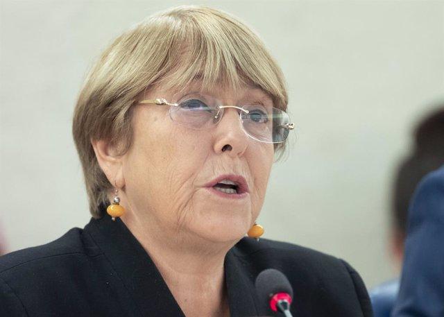 Chile.- Bachelet descarta ser candidata presidencial en Chile cuando acabe su ma