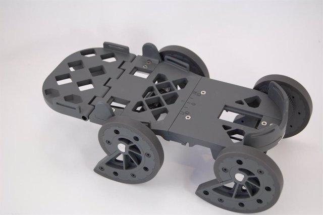 El dispositivo iStride es un zapato terapéutico diseñado para mejorar la recuperación del accidente cerebrovascular.