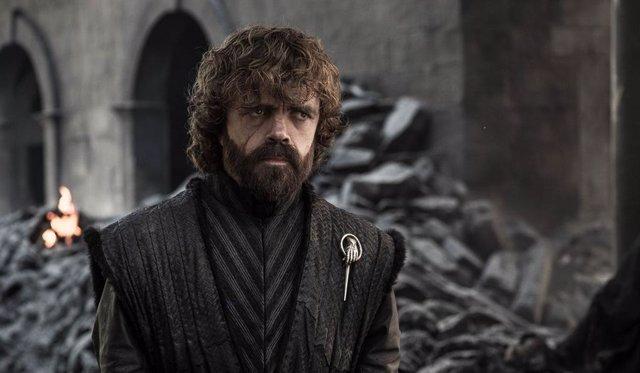 Peter Dinklage como Tyrion Lannister en Juego de Tronos