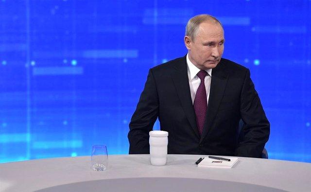 Rusia/EEUU.- Rusia declara formalmente como desaparecido a un supuesto espía de