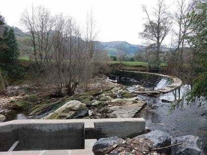 FNYH convoca una jornada de voluntariado en la presa El Arral (Liérganes) el día 29