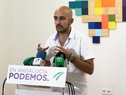 Podemos Andalucía debate este martes con IU si concurren el 10N como Adelante a la espera de la respuesta de Iglesias
