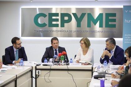 Las pymes generarán un millón de puestos de trabajo en cinco años, según Cepyme