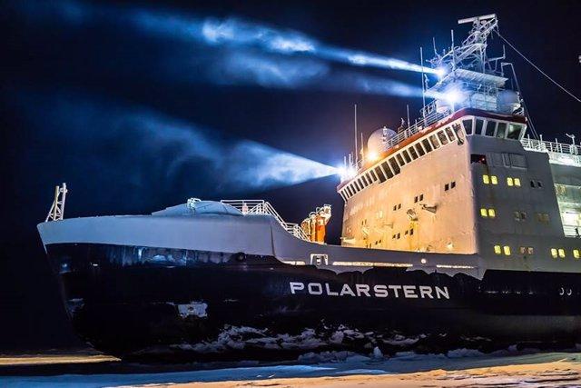 España participa en la mayor expedición científica al Ártico