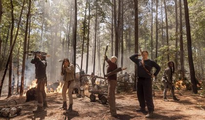 Una amenaza espacial llega a The Walking Dead en su 10ª temporada
